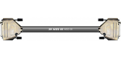 MTI YAMAHA Digital-Loom, 2x D-Sub-male 25p.