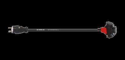 TITANEX Lastverlängerg., ERSO Schuko St./3er-Bu., Vollgu. 3x 1,5 mm²