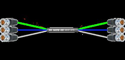 MTI Video-Loom, Neutrik BNC75 Ohm, 75 Ohm