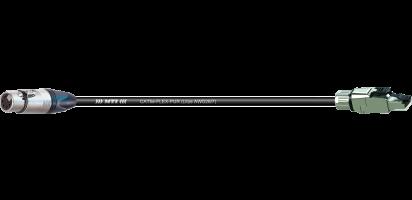 MTE FX5RJ45-DMX-26/7