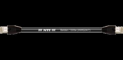 MTI/BELDEN CAT5e Ethernet-Kabel, Hirose RJ45, 98,0 m