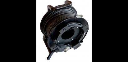 MTI/BELDEN CAT5e Ethernet-Kabel, Neutrik EtherCon, Trommel/Wickelkopf