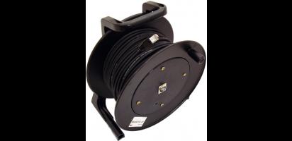 MTI/BELDEN CAT5e Ethernet-Kabel, Neutrik EtherCon,Trommel, 75,0 m