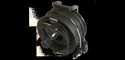 MTI Prof. Kombi-Core, 1x CAT7-1x Strom 3x 1,5 mm², 75,0 m, GT380KOMB.RM