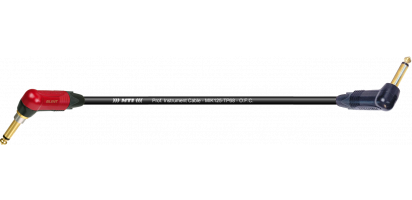 ))) MTI ((( VIRGIN-ROCK-CABLE, Neutrik-Silent-W.-Kl./W.-Klinke, sw., Goldkte.