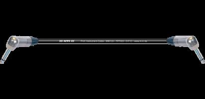 MTI Instr.-Cable TP7022, Neutrik 2x W.-Klinke 2pol., schwarz
