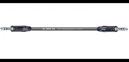 MTI Speakercable, 2x2,5mm², Neutrik Klinke/Klinke schwarz