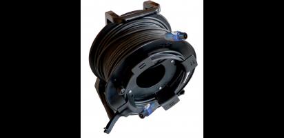 MTI Speakercore, 4x 2,5mm², Speakon, Trommel, 50,0 m