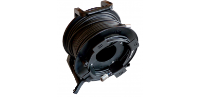 MTI Digital Micro-Cable, XLR-fem./XLR-male 3p., Trommel/Wickelkopf