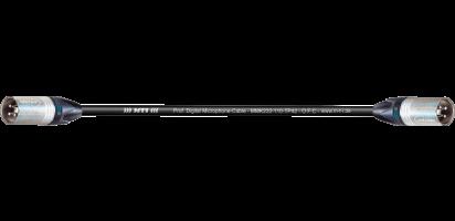 MTI Digital Micro-Cable Verlängerung, XLR-male/male 3p.