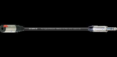 MTI Digital Micro-Cable TP13, Klinkenbu./Klinke 3p.