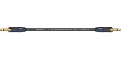 MTI Digital Micro-Cable, Neutrik Klinke 2p./Klinke 2p., gold