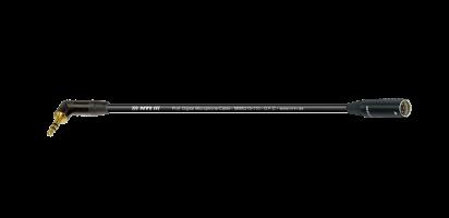 MTI Digital Micro-Cable, Winkel-Mini-Klinke 3p./Mini-XLR-male 3p.