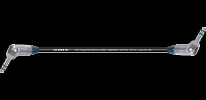 MTI Digital Micro-Cable, 2x Winkel-Klinke 3p.