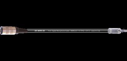 MTI Digital Micro-Cable, Kleintuchel 3p./Minikl.3p.gebrückt