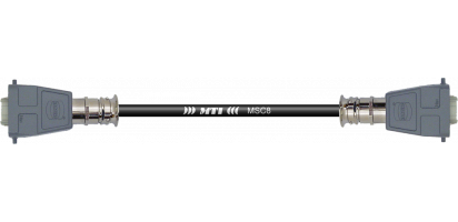 Multicore-Kabel HAN24 fem./fem., 8Ch.