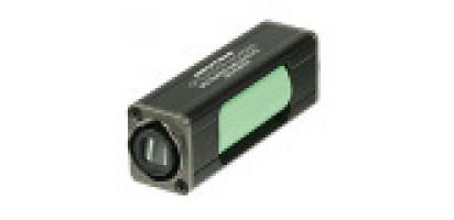 Neutrik opticalCON QUAD Kuppler, Singlemode APC, grün