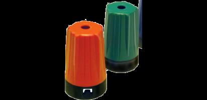 Neutrik BNC-Knickschutztülle, orange