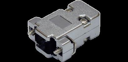 Sub-D09-pol. Haube, metallisiert