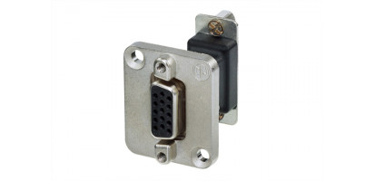 Neutrik 15pol. Sub-D fem./fem. Adapter