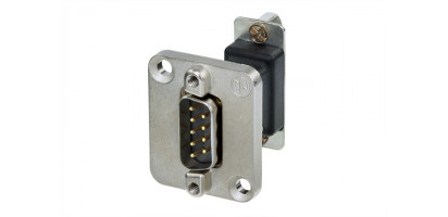 Neutrik 9pol. Sub-D male/fem. Adapter