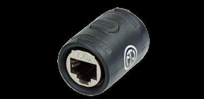 Neutrik Adapter CAT6 fem.-fem.,Ethercon