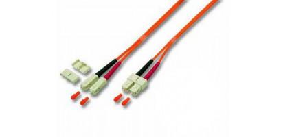 Duplex Adapterkabel LC/SC