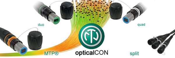 Neutrik opticalCON